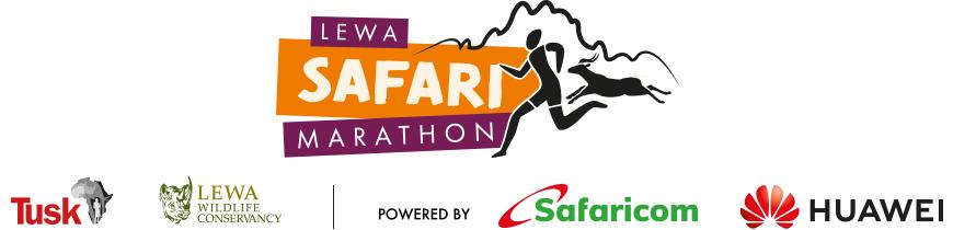 Lewa Safari Marathon 2020 Logo