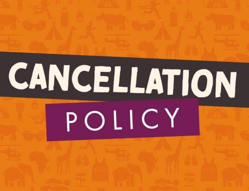 Lewa Safari Marathon 2020 Cancellation Policy