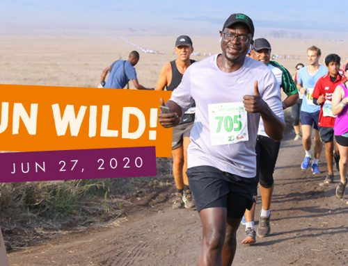 Lewa Safari Marathon 2020 is relaunched and live!