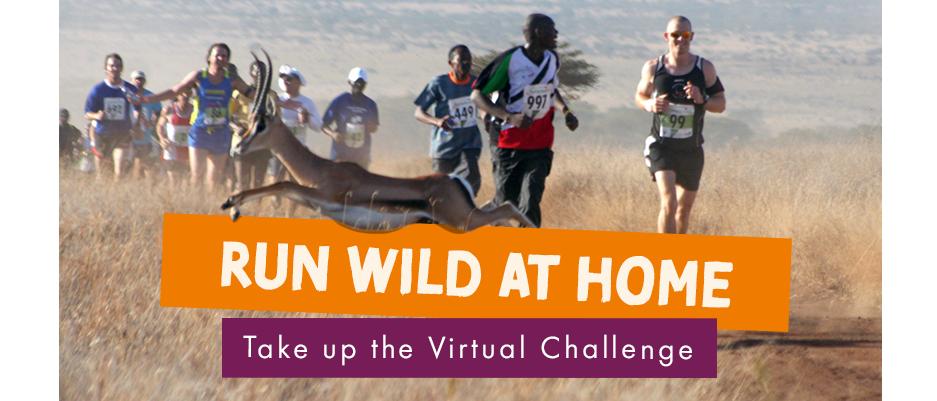 Lewa Safari Marathon - Run Wild at Home