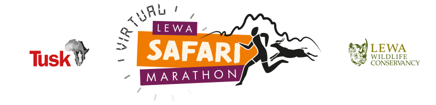 Virtual Lewa Safari Marathon 2020 Logo