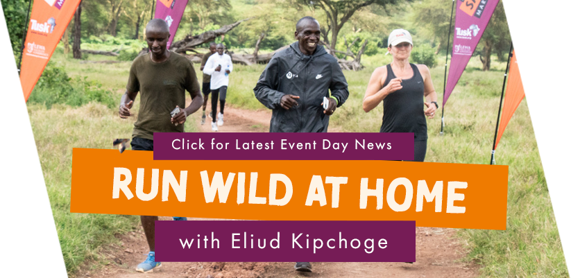 Virtual Lewa Safari Marathon Challenge 2020