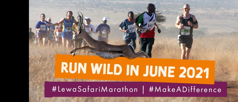 Lewa Safari Marathon Challenge 2020